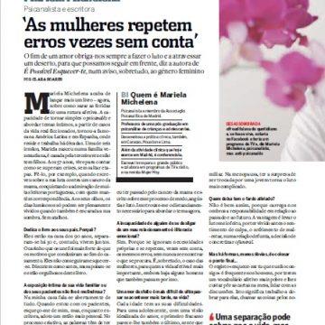 Entrevista a Mariela Michelena