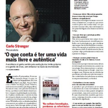 Entrevista a Carlo Strenger