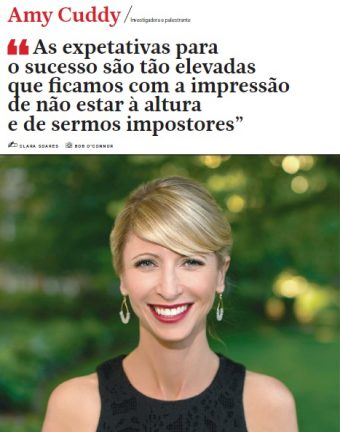 Entrevista a Amy Cuddy