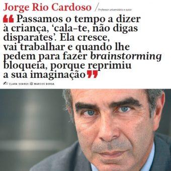 Entrevista a Jorge Rio Cardoso