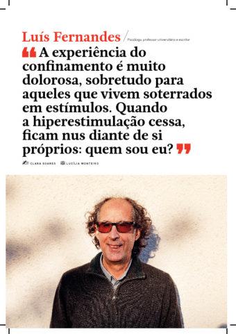 Entrevista Luis Fernandes